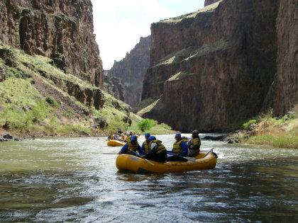 Owyhee_River_Rafting