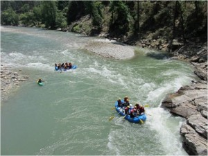 Rafting-On-Tons-River