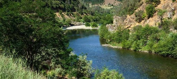 Middle Fork American River - River Search