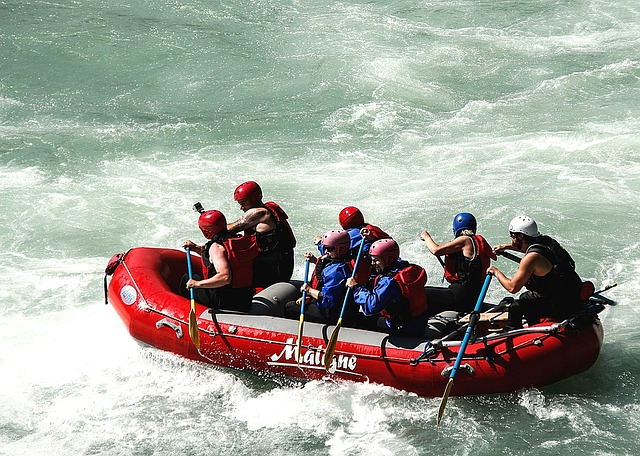 Best Shorts for White Water Rafting