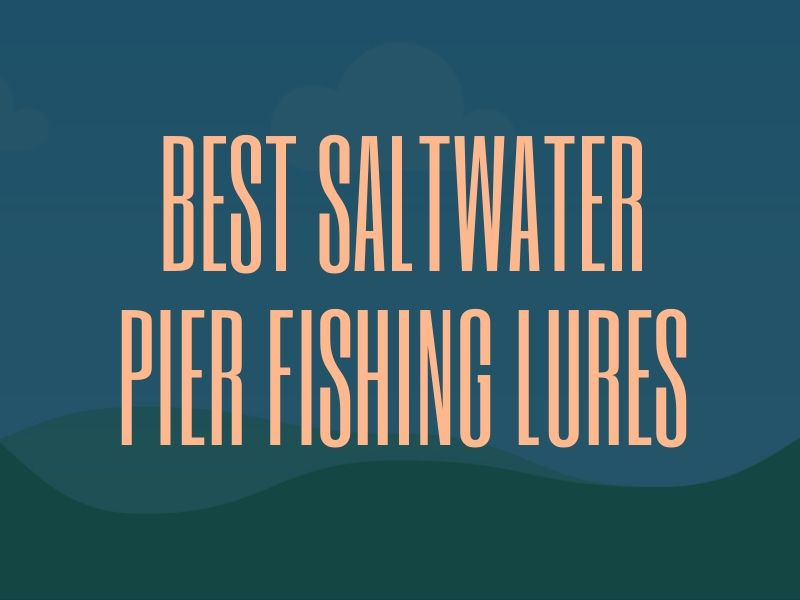 Best Saltwater Pier Fishing Lures