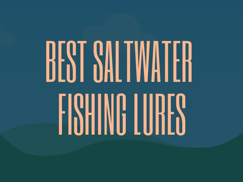 Recommended Saltwater Fishing Lures