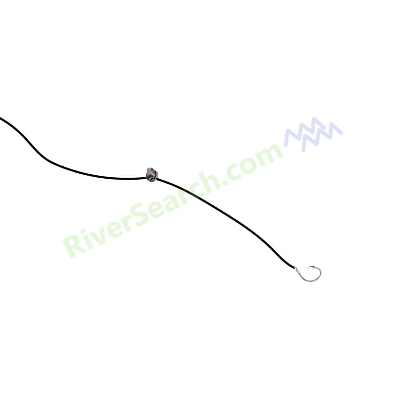 Bluegill Split Shot Rig Diagram